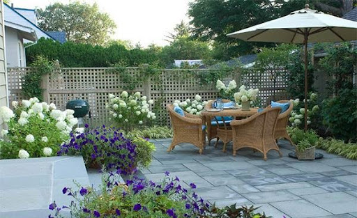 Comfortable Patio Design Inspiration For Home