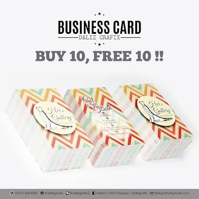 Review , Bizkad Murah Beli 10 percuma 10, promosi terlajak murah, kanvaskehidupanku.blogspot.com, adkdayah