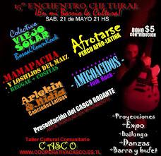 Encuentro Cultural en V. Ortuzar