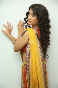 santoshini sharma photos in half saree-thumbnail-11