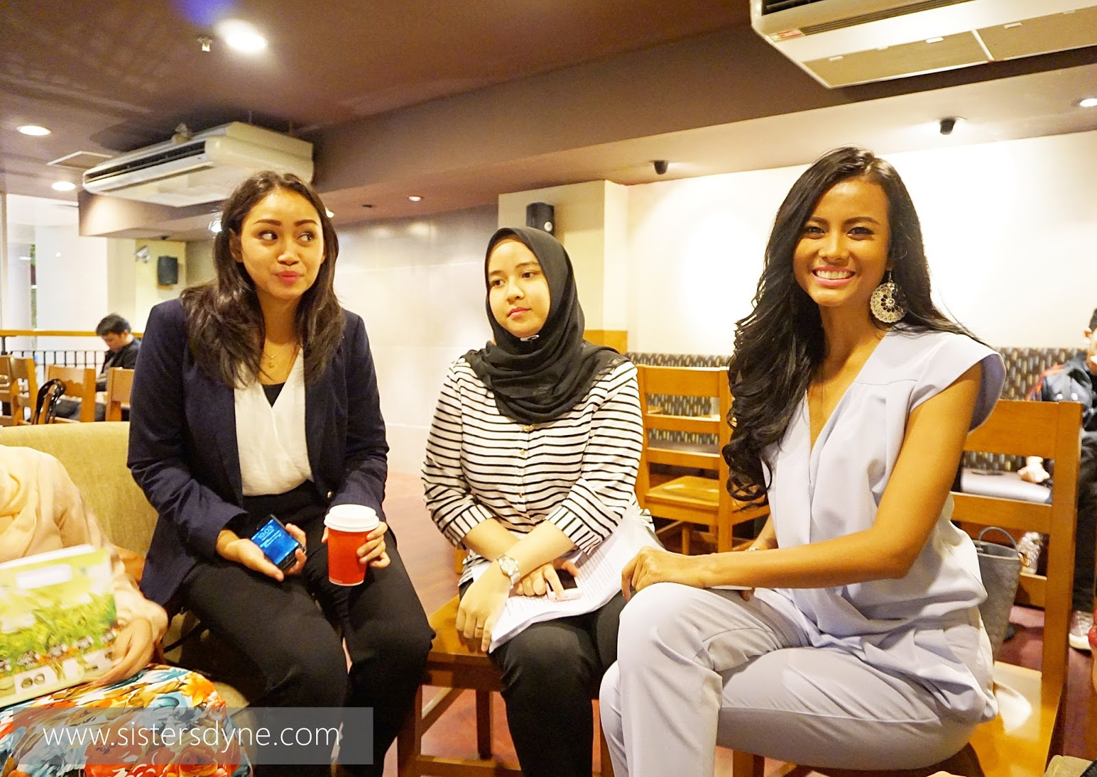 DA Sisters Blog: Mini Gathering Slimming Tea Mustika Ratu ...