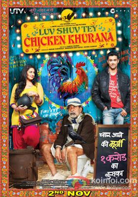 luv shuv te chicken khurana(2013) full movie