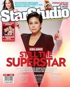Nora Aunor - StarStudio Magazine