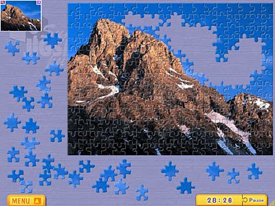 Game Super Jigsaw Puzzle 3