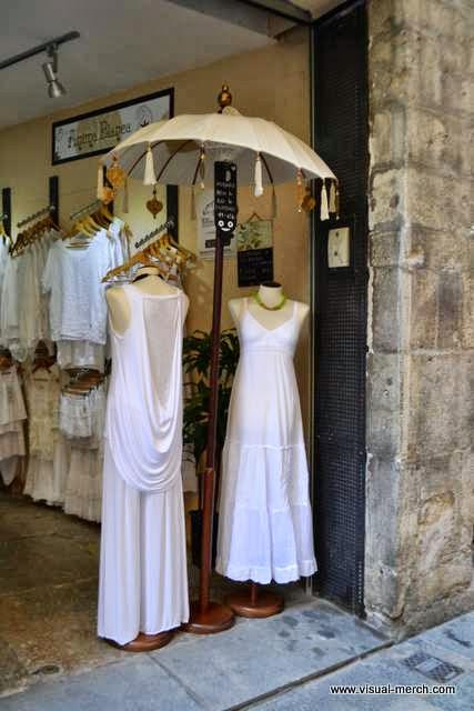 оформление магазина одежды