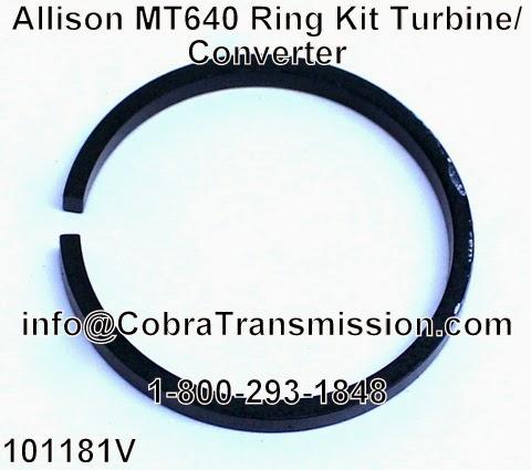 Cobra Transmission Parts 1 800 293 1848 Allison 640 643