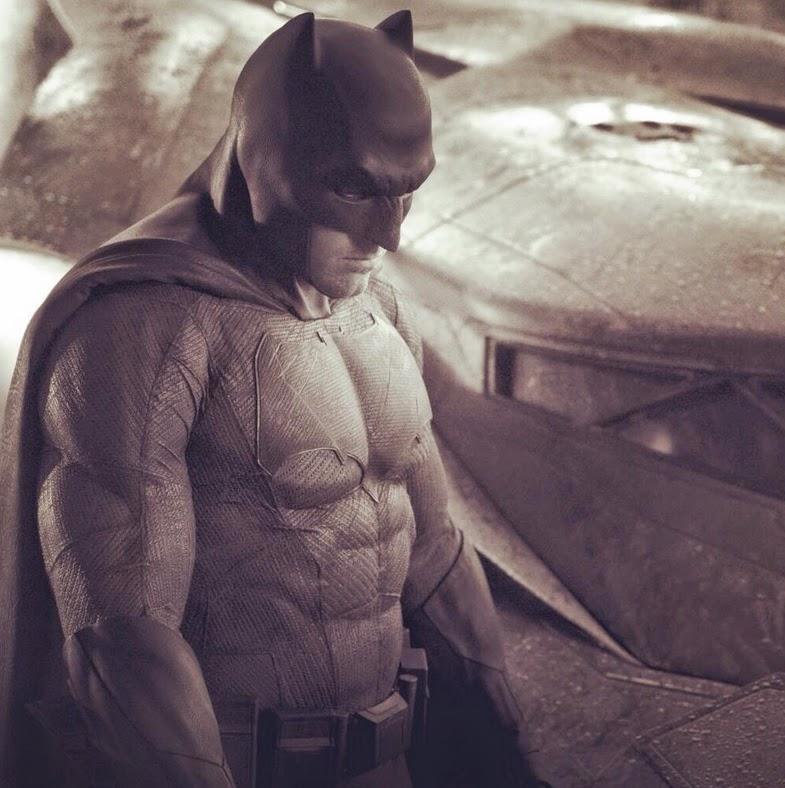 Batfleck: Ben Affleck as Batman