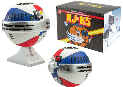 RJ-K5 Astrofresh Basketball Droyds by JK5 - Hyperspace All-Star Colorway