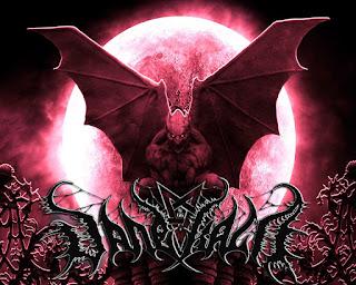 Sanekala Band Extreme Black Metal Bandung