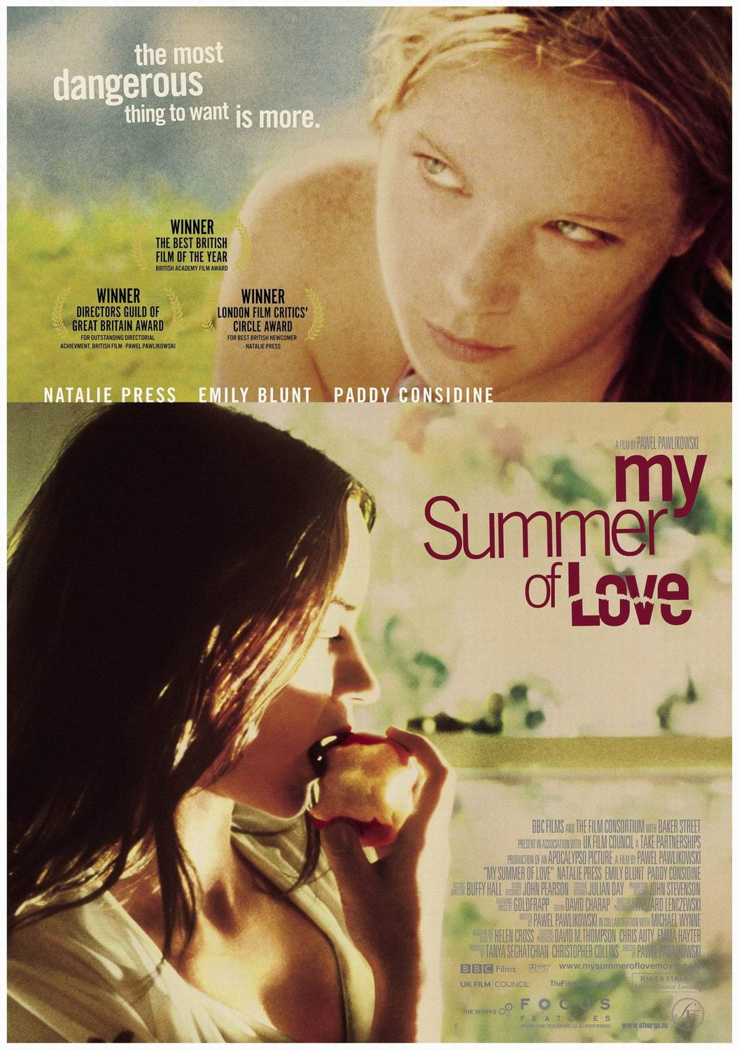 My Summer of Love - (2004) - Review Propio