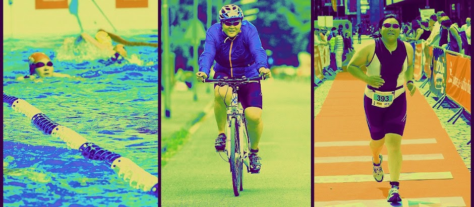 Yoyo - (swim), bike + run