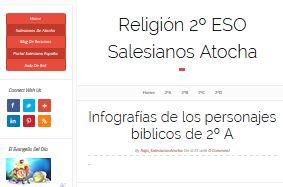 Blog de Religión de 2ºESO