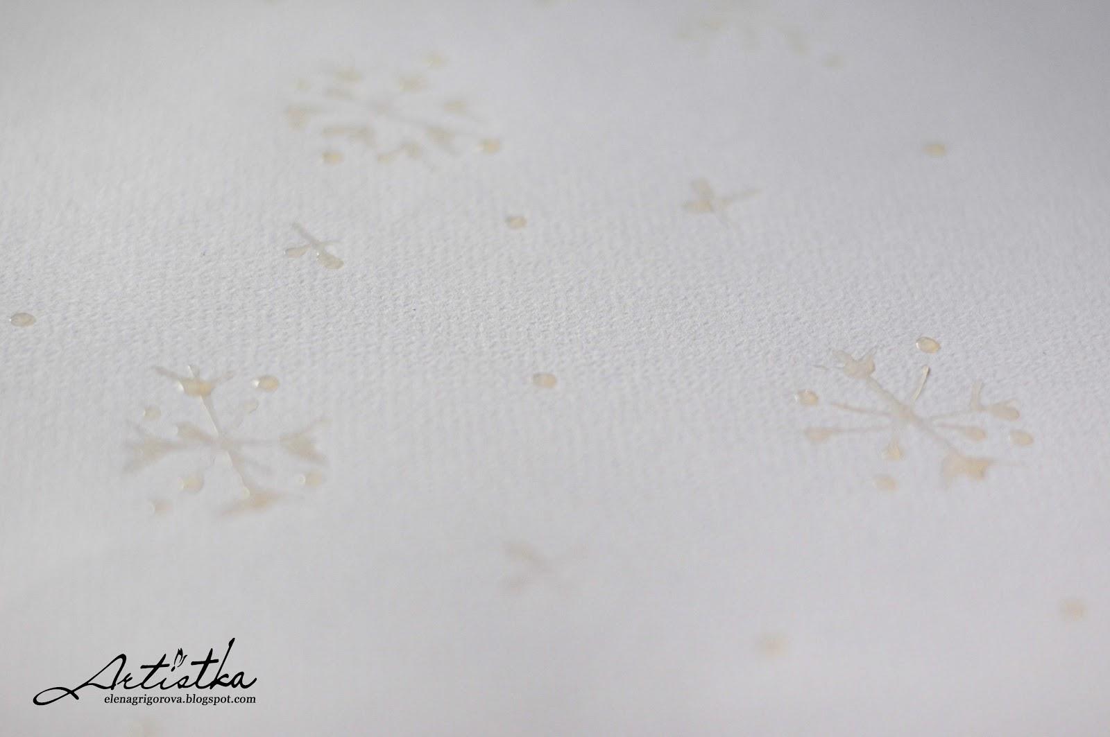 Как сделать красивые снежинки из белой бумаги 38