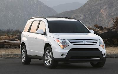 2014 Suzuki XL7 Reviews , Car Reviews by AutosExpress