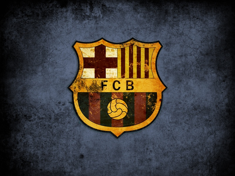 all sports celebrities fc barcelona logos new hd wallpapers 2013