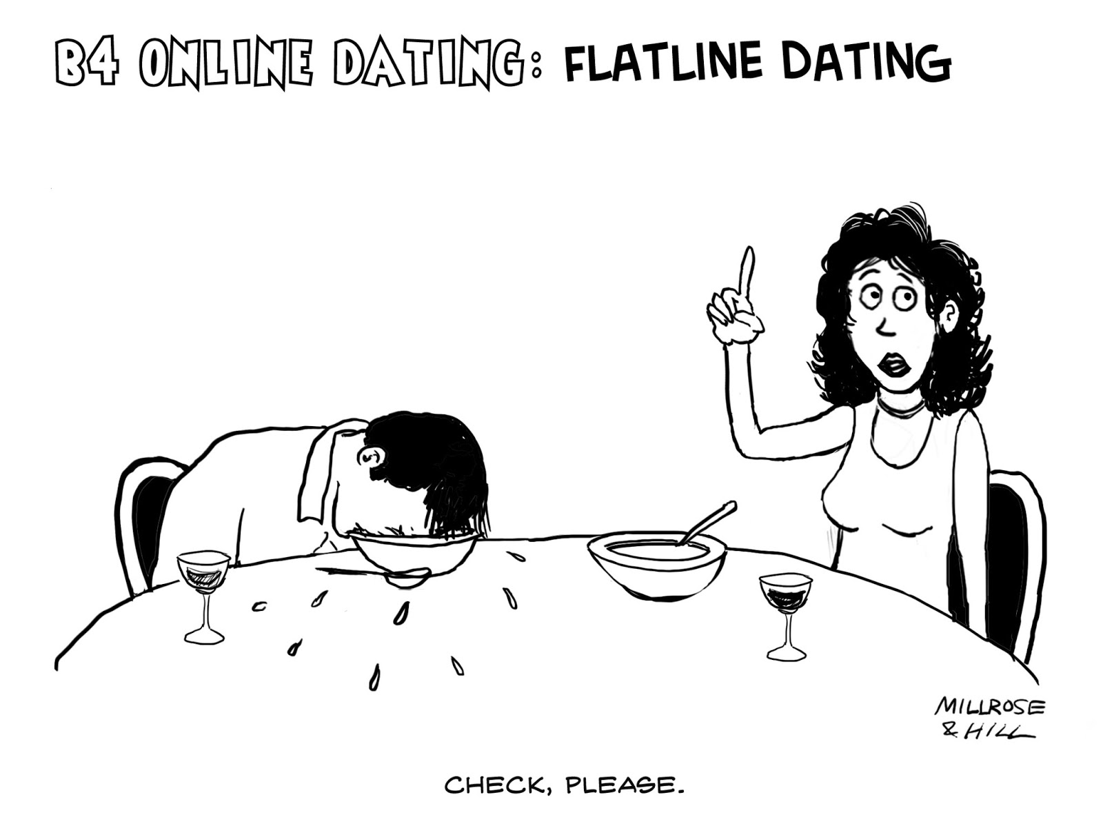 humorous online dating We've collected 14 examples of funny online dating messages that tickle the funny bone and make a good impression 1 flatter & amuse using humorous compliments.
