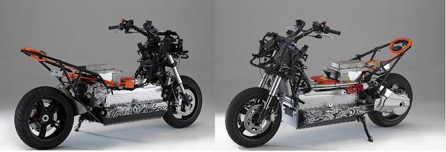BMW E-Scooter Konsep_rangka2-Gambar Foto Modifikasi Motor Terbaru.jpg