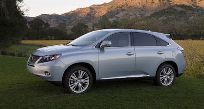 Lexus RX 450h Wallpaper