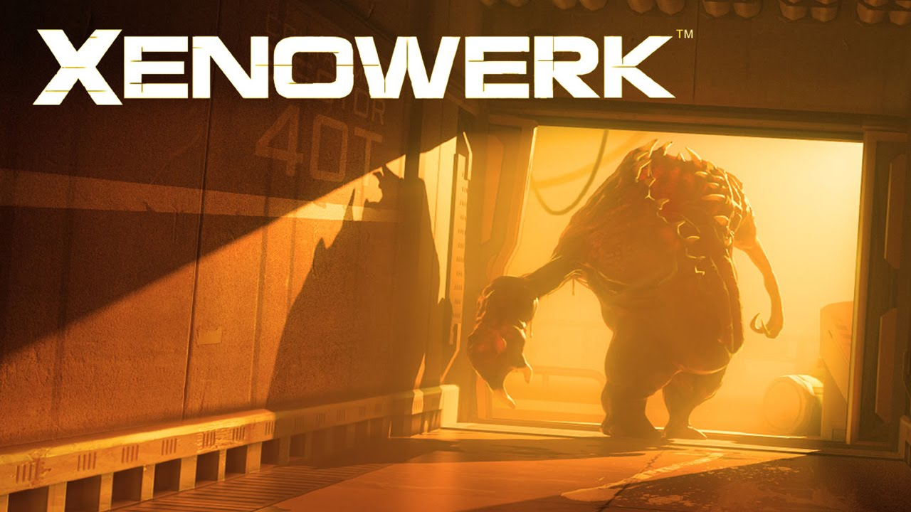 Xenowerk Gameplay IOS / Android