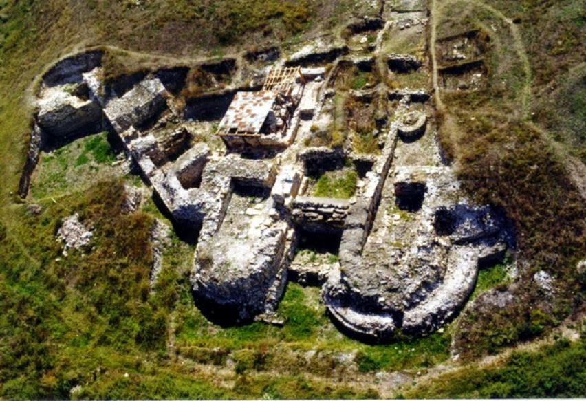 Η αρχαία πόλη Ἁλμυρίς στο Δούναβη