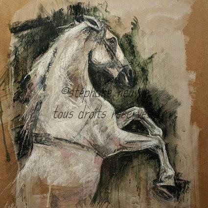 exposition Ecuries Ar(T)paillange  Grosbreuil 85  dimanche 29 septembre