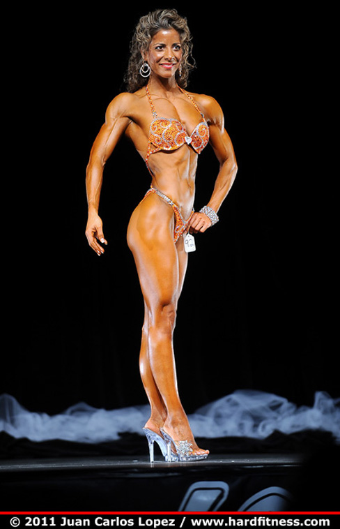 Michelle Shepherd Female Muscle Bodybuilding Figure Blog Hardfitness