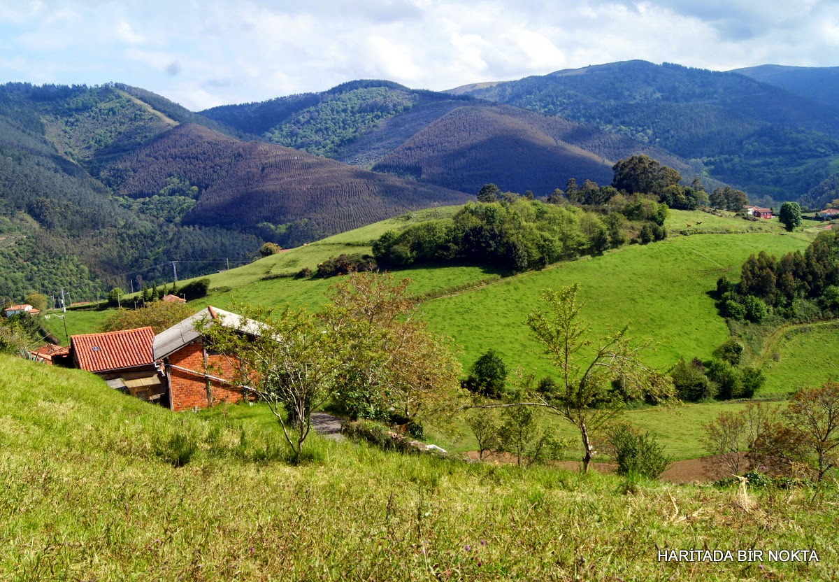 asturias countryside