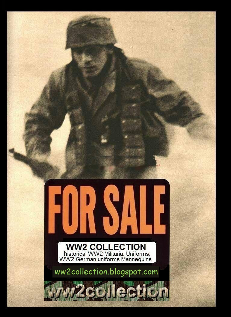 FOR SALE Military Collection WW2