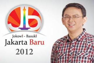 Ahok Pemilukada DKI Jakarta 2012