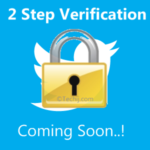 Twitter Two Step Verification