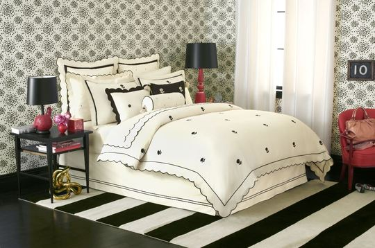 Smittenesque kate spade bedding – Kate Spade Bedroom