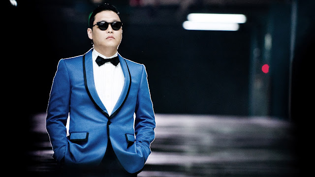 PSY Gentleman HD Wallpaper