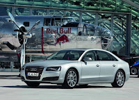 2013 Audi A8 L HD Wallpaper
