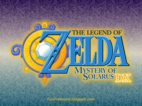 Zelda Mystery of Solarus DX RPG