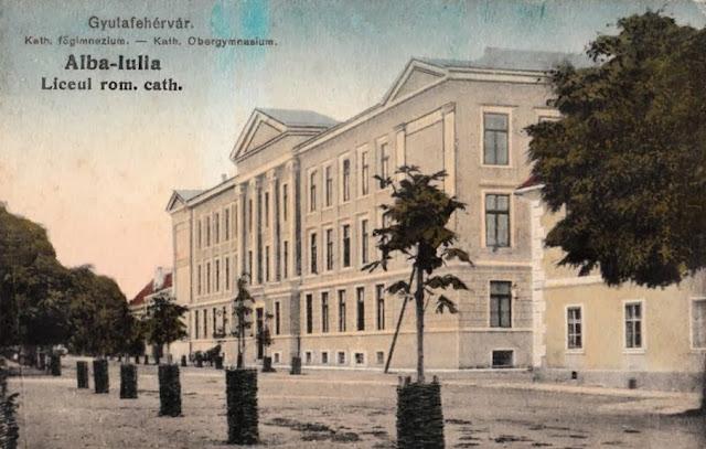 Liceul romano - catolic din Alba Iulia