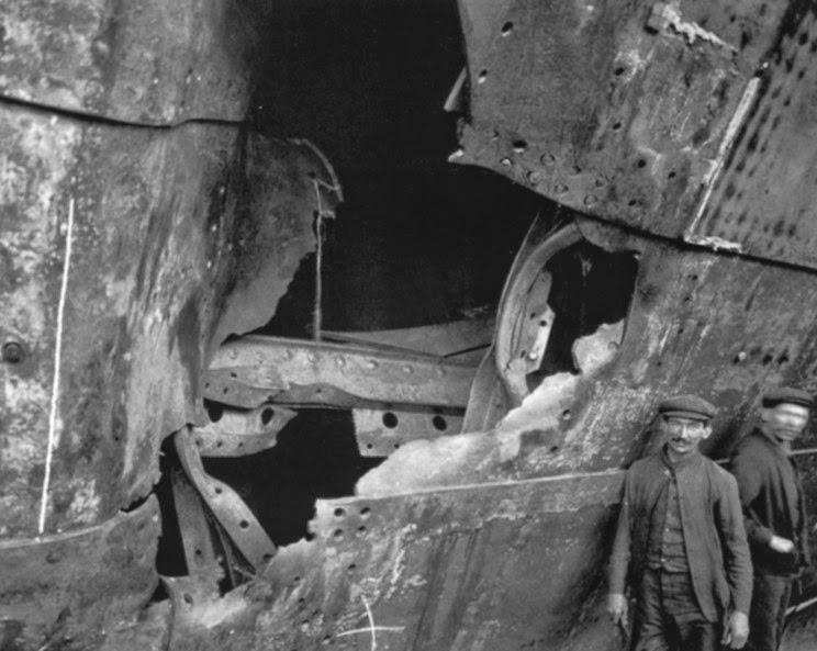Agujero RMS Olympic