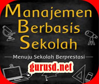 Modul Panduan MBS Sekolah Dasar Untuk Tahun 2016/2017
