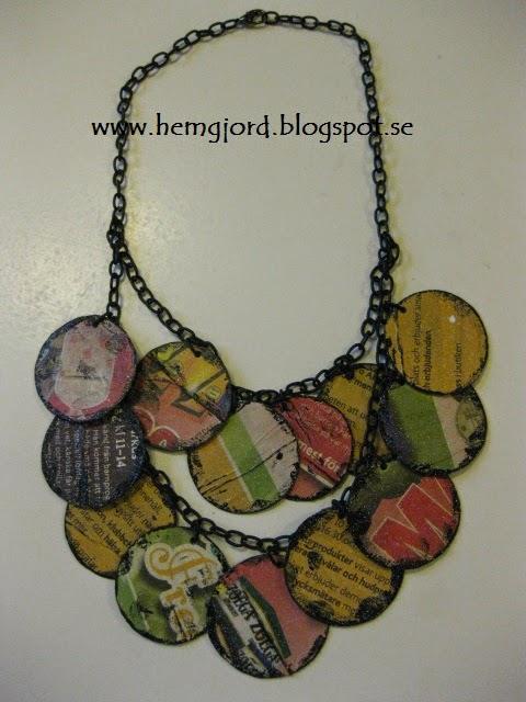 Berlockhalsband