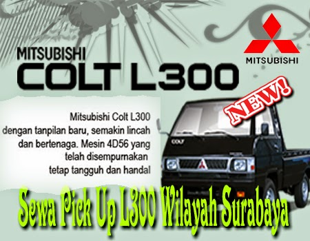 Sewa Pick Up L300 Wilayah Surabaya