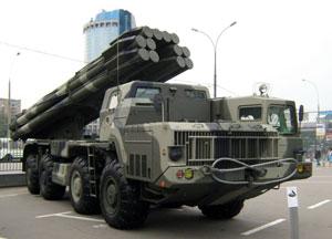 БМ-30 «Смерч»
