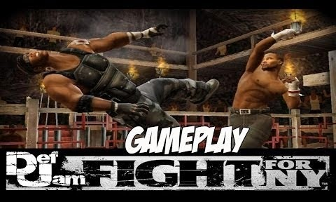 download Game Def Jam Fight PPSSPP Android