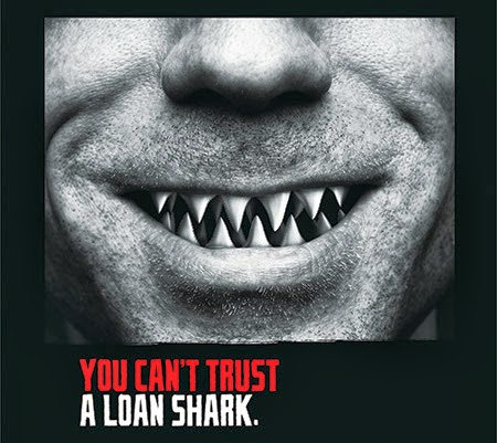 Loan Shark Terminology