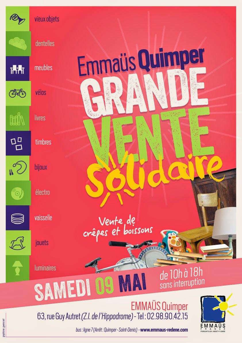 Emmaüs Rédéné Quimper