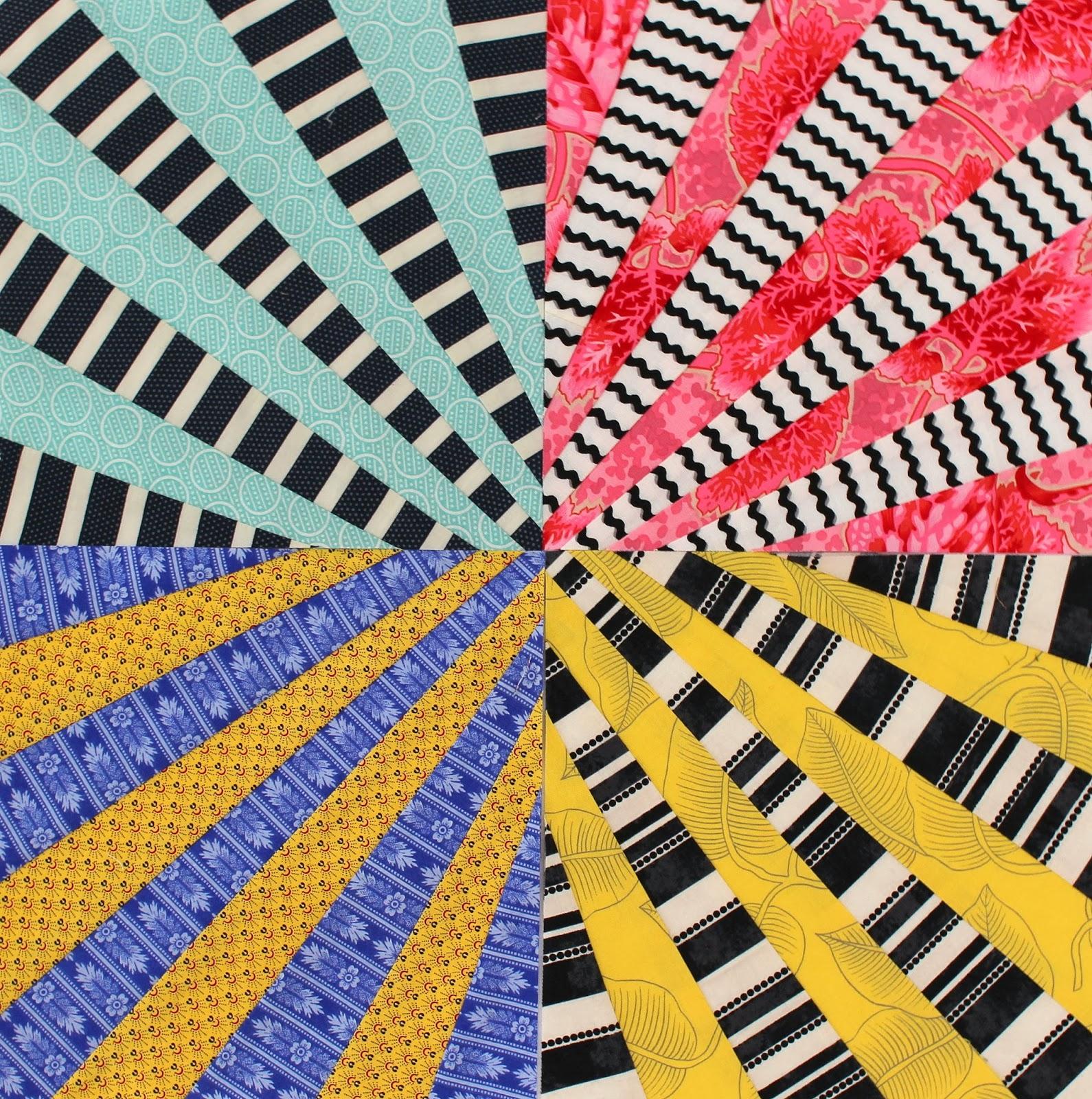 karen griska quilts ferris wheel fan quilt and pattern