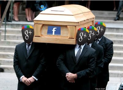 Facebook Vs Google Plus Funny 2