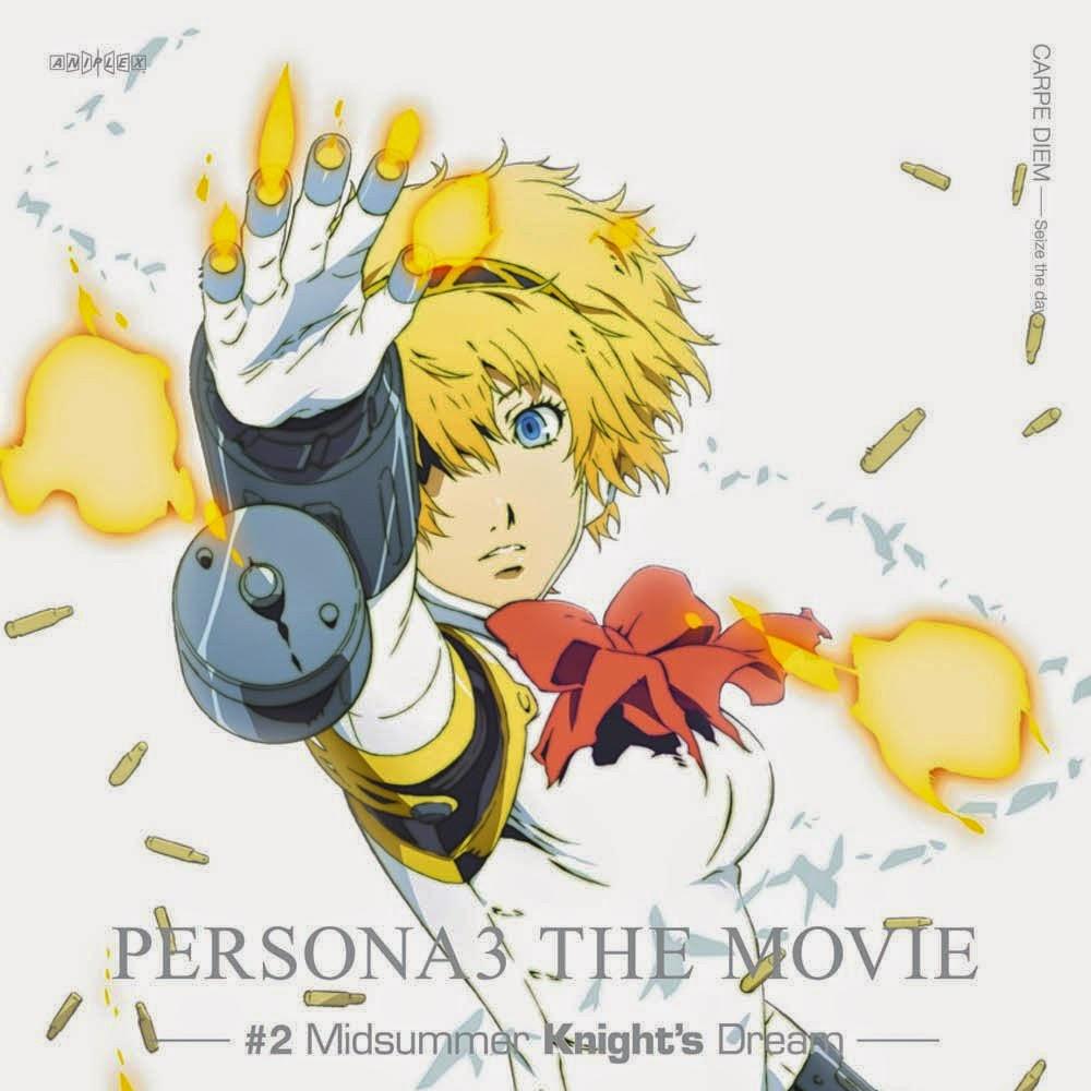 Persona3 The Movie 2 Midsummer Knight S Dream Original