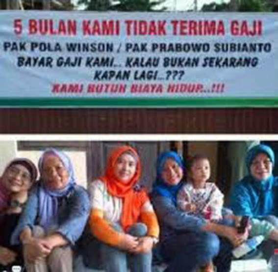 Dosa Prabowo
