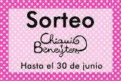 Sorteo en el Blog de Chiqui Beneytez