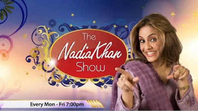 Nadia Khan Coming Back on Geo tv