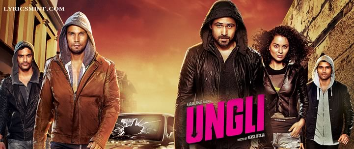 Ungli Songs Lyrics
